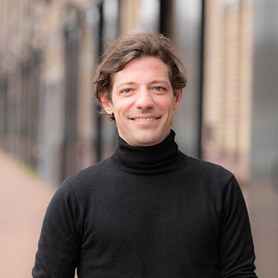 Beeldenfabriek - Olivier Roulland, MSc