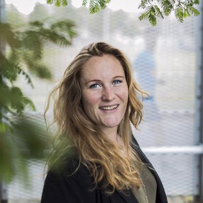 Beeldenfabriek - ir. Joan van Schouten
