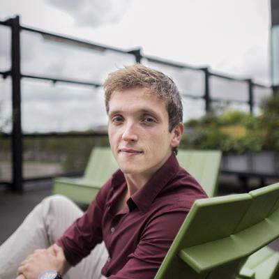 Beeldenfabriek - ir. Erik van der Hoek
